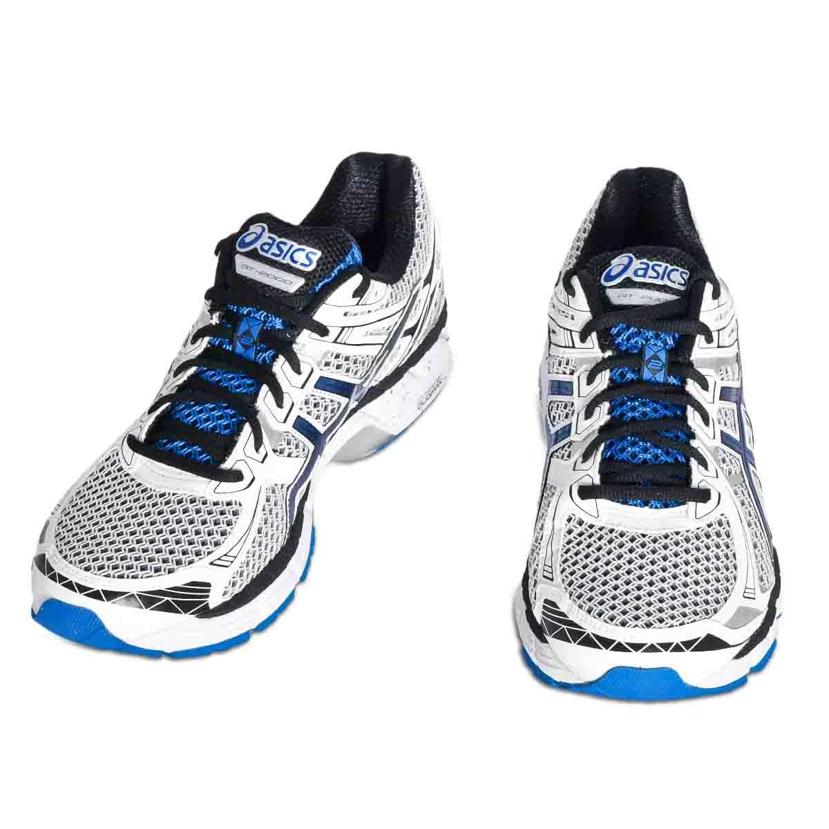 asics mens running shoes gt 2000 2 size uk 9 15 ebay