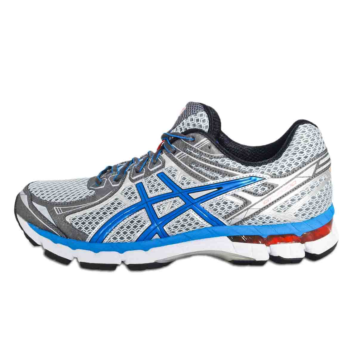 asics mens running shoes gt 2000 2 size uk 9 5 15 ebay. Black Bedroom Furniture Sets. Home Design Ideas