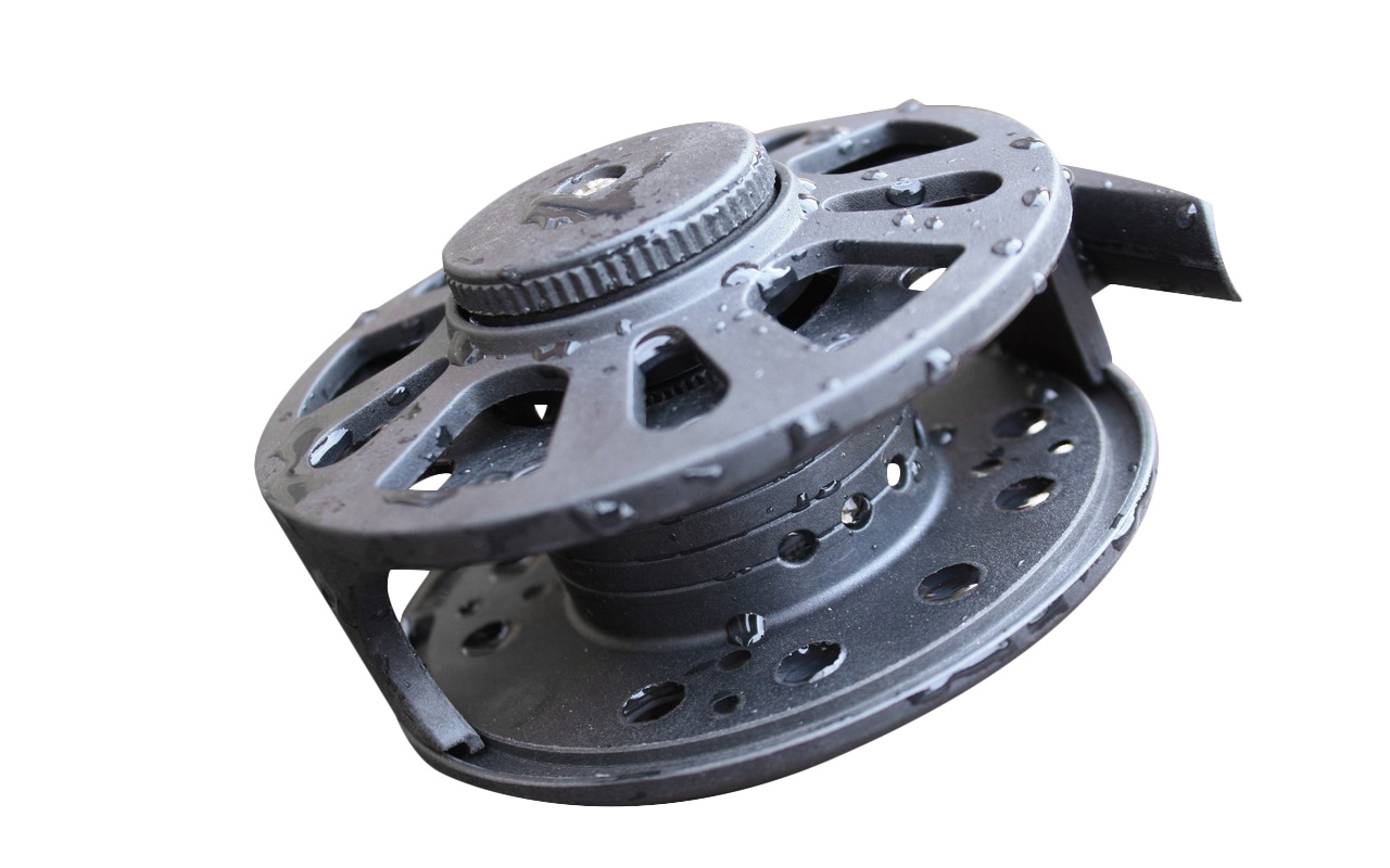 Fly fishing kit reel flies fly box line backing etc for Fly fishing backing