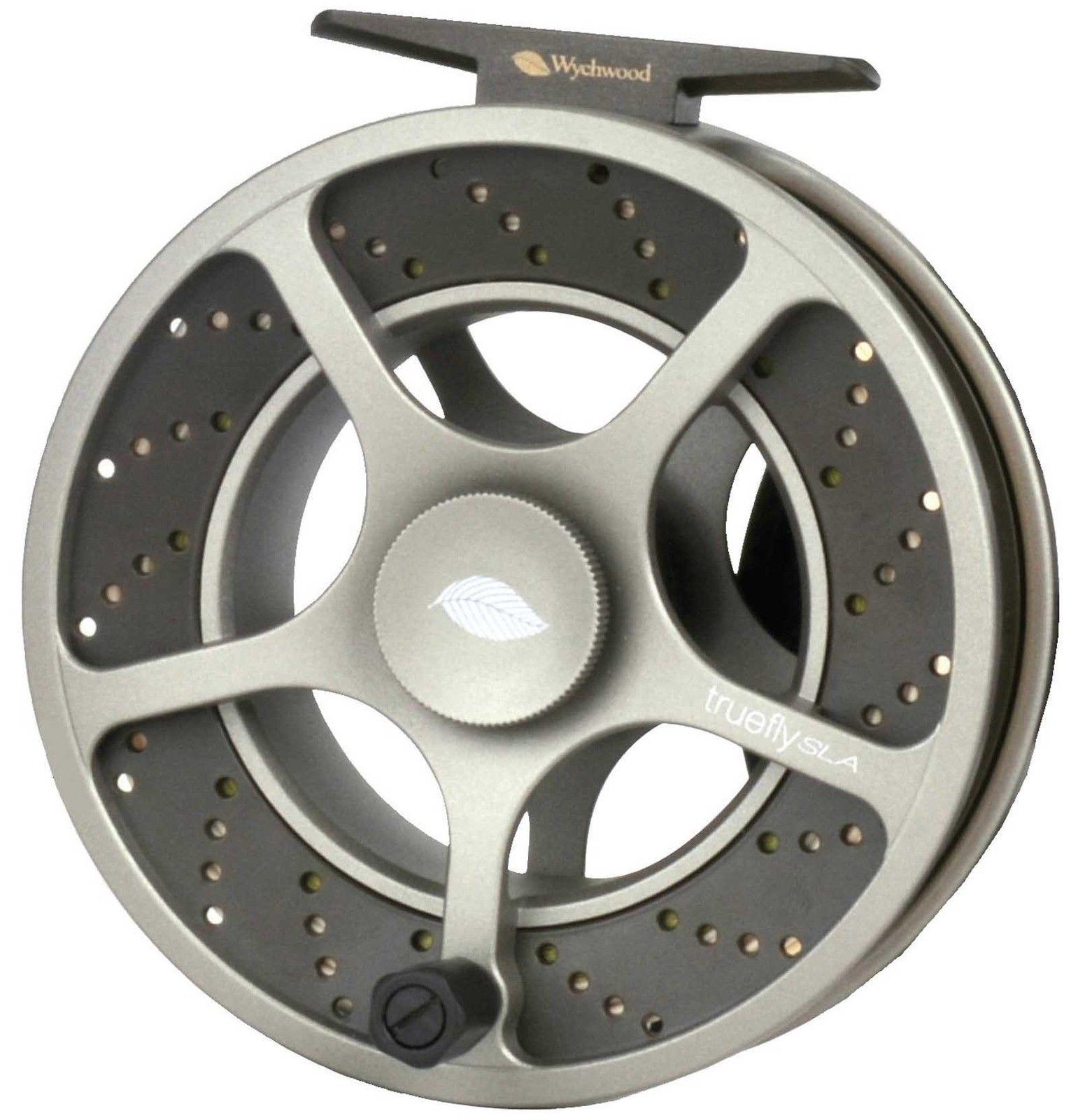 Wychwood truefly sla cassette fly fishing reels all for Fishing reel sizes