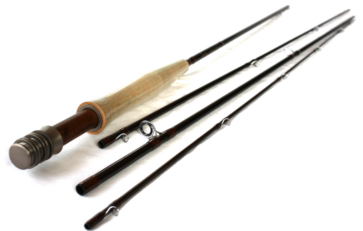 Flextec streamtec fly rod for stream river fishing rrp for Fly fishing with spinning rod