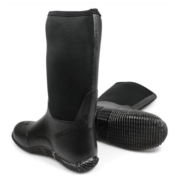 Waterproof neoprene wellington boots fishing walking for Waterproof fishing boots
