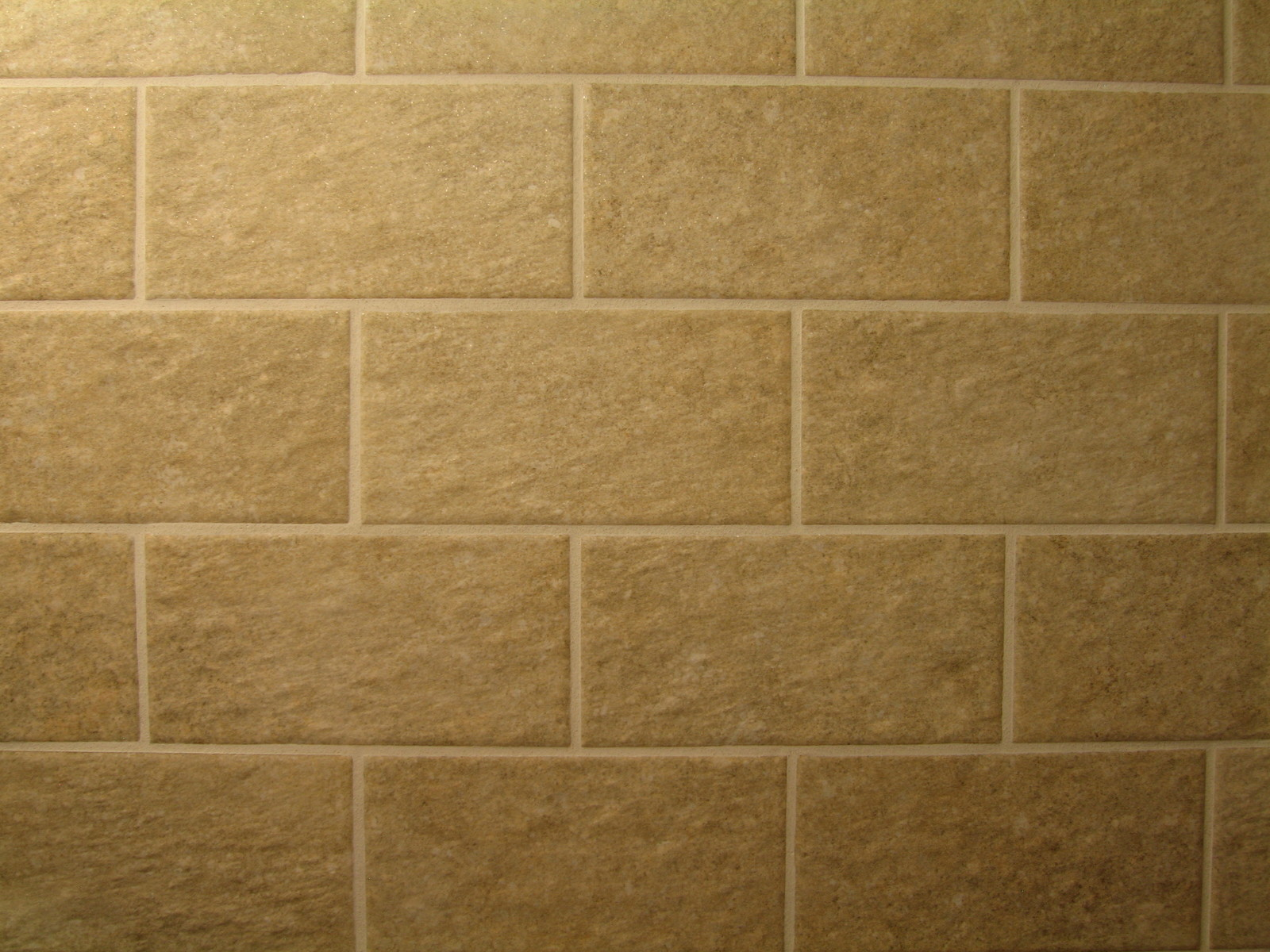 Grouting ceramic wall tile