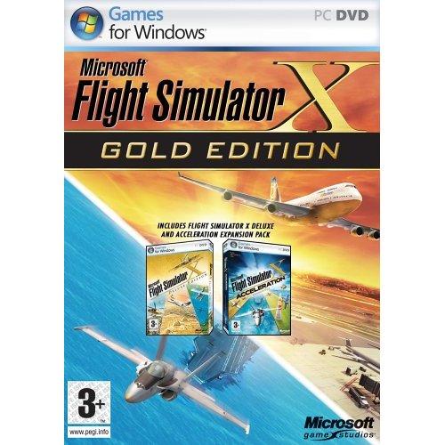 Simulation Flight ds 2006 · Flight Simulator x