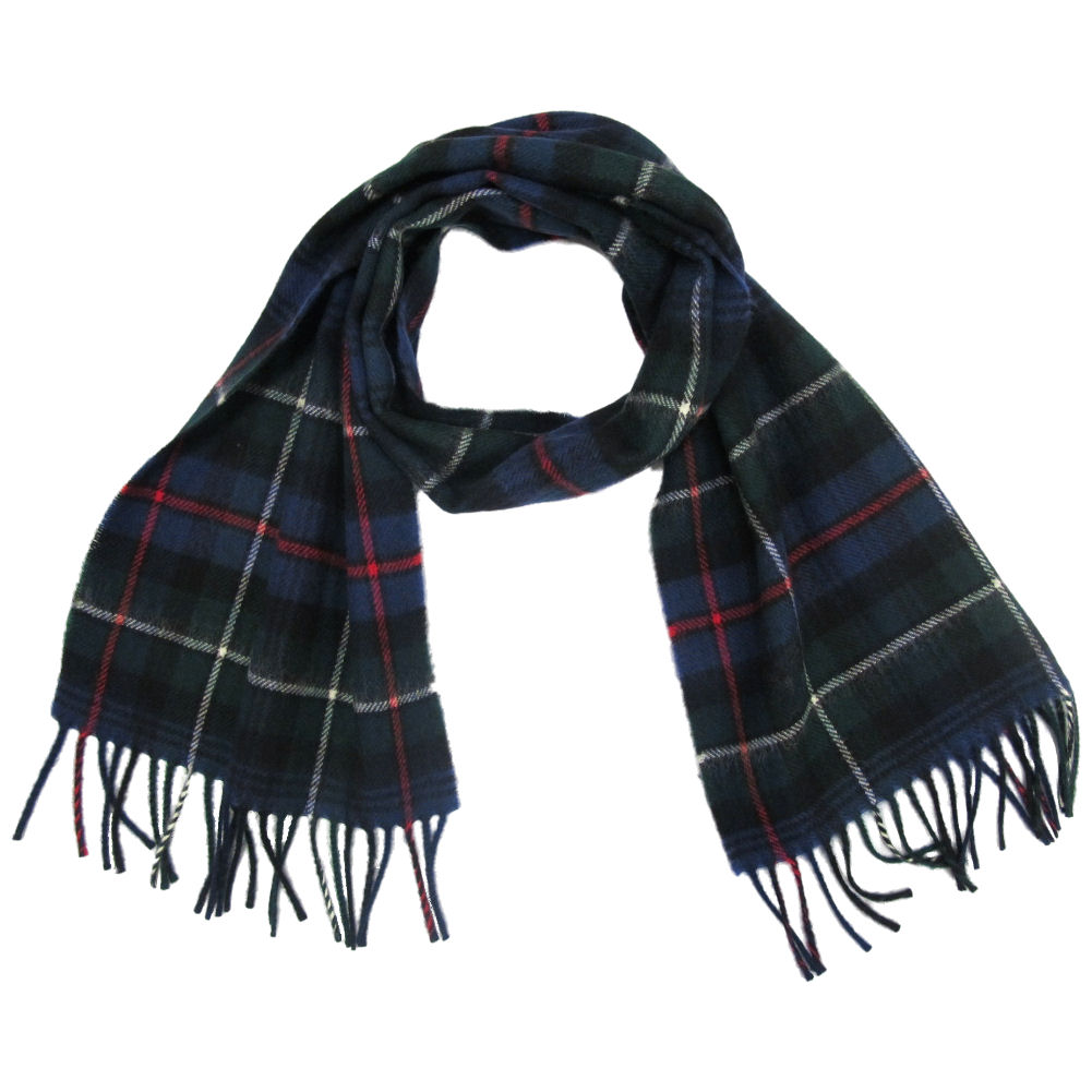 ingles buchanan 100 wool plaid scarves made in scotland