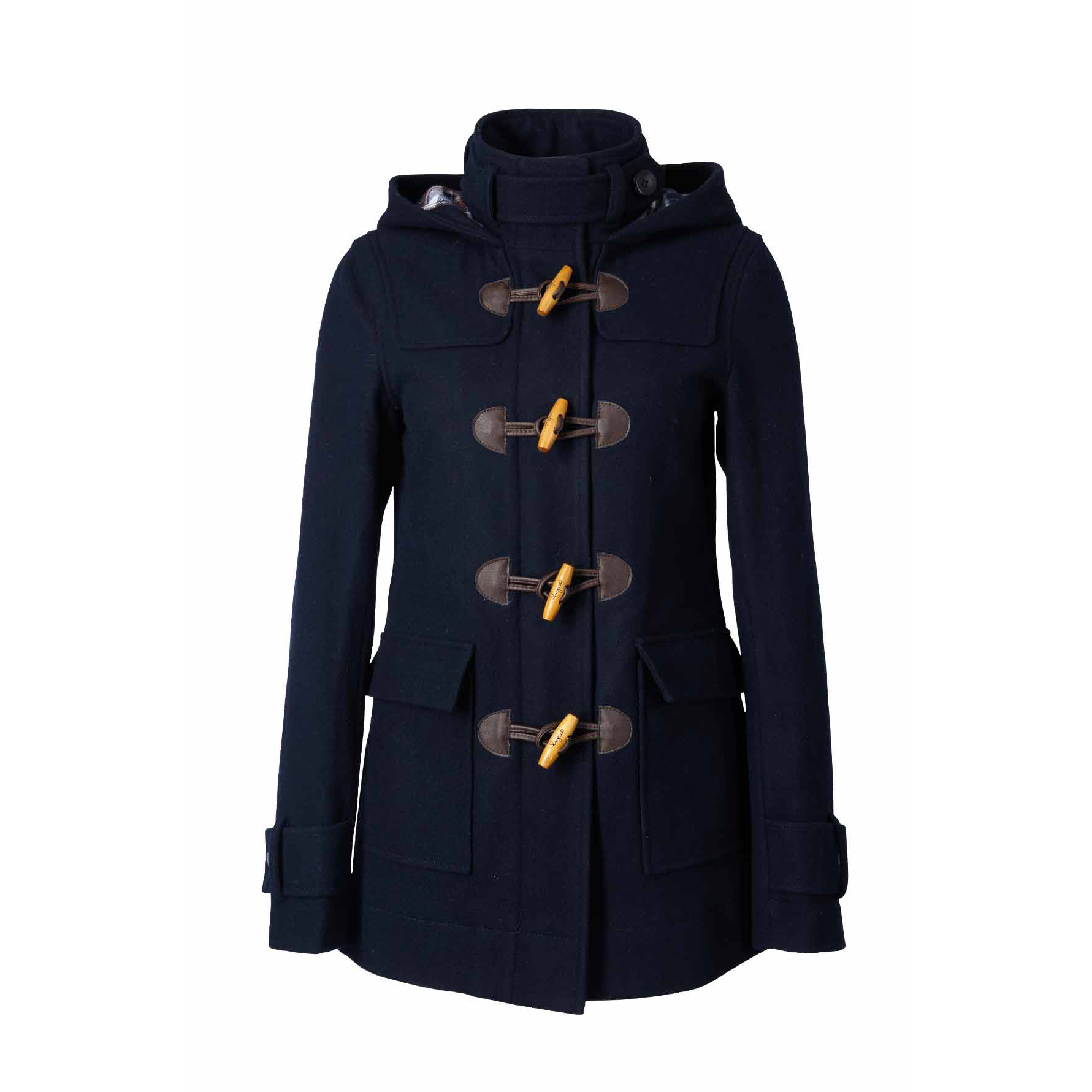 Vero Moda - Womens Wool hooded Duffle Coat | eBay