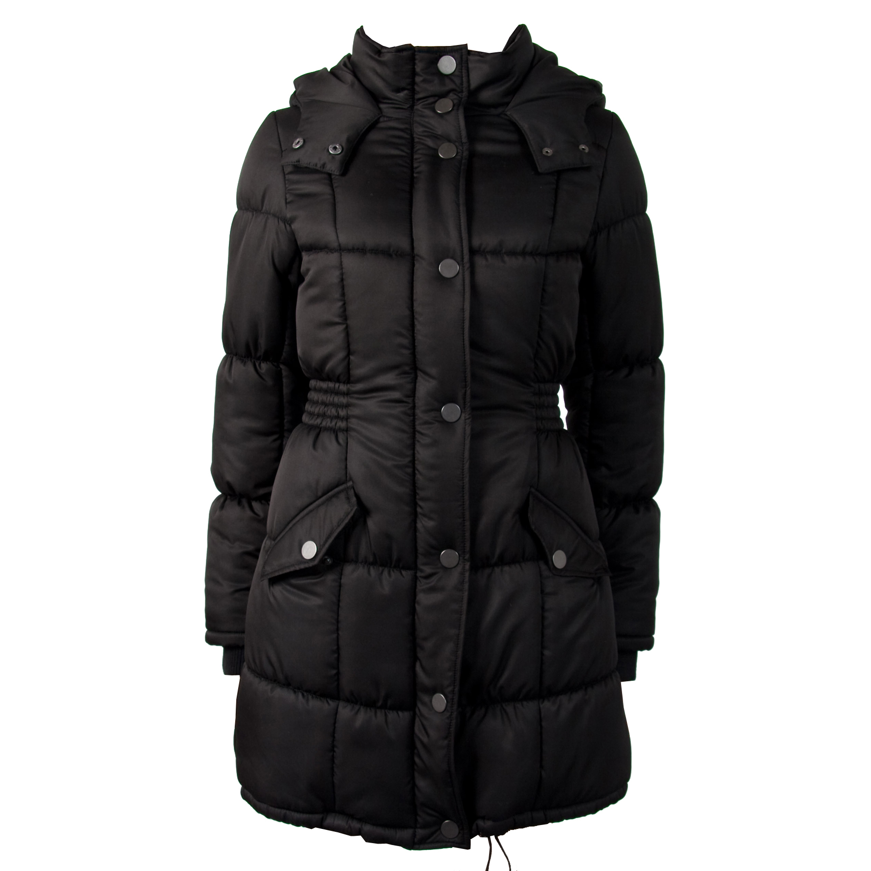 vero moda mojito padded womens winter hooded parka ebay. Black Bedroom Furniture Sets. Home Design Ideas