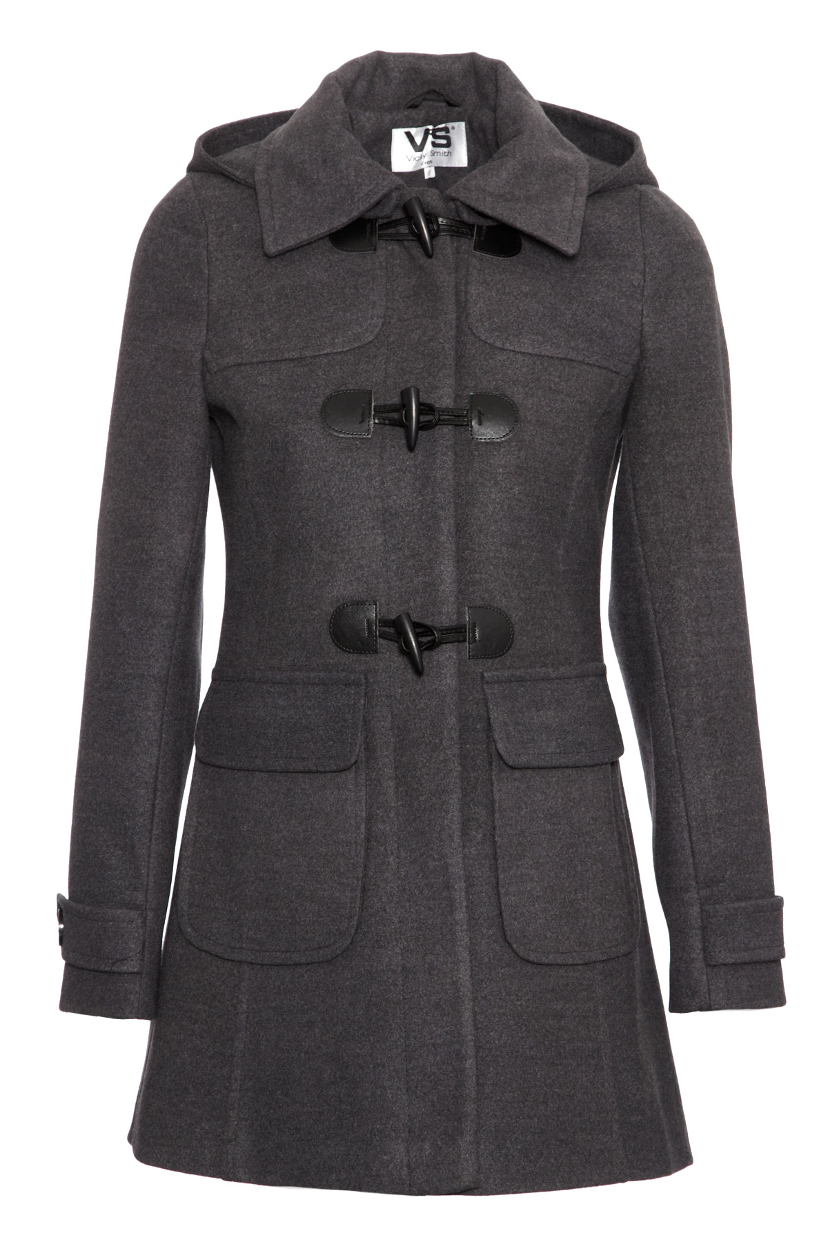 Vicky Smith - Womens Winter Duffle Coat | eBay