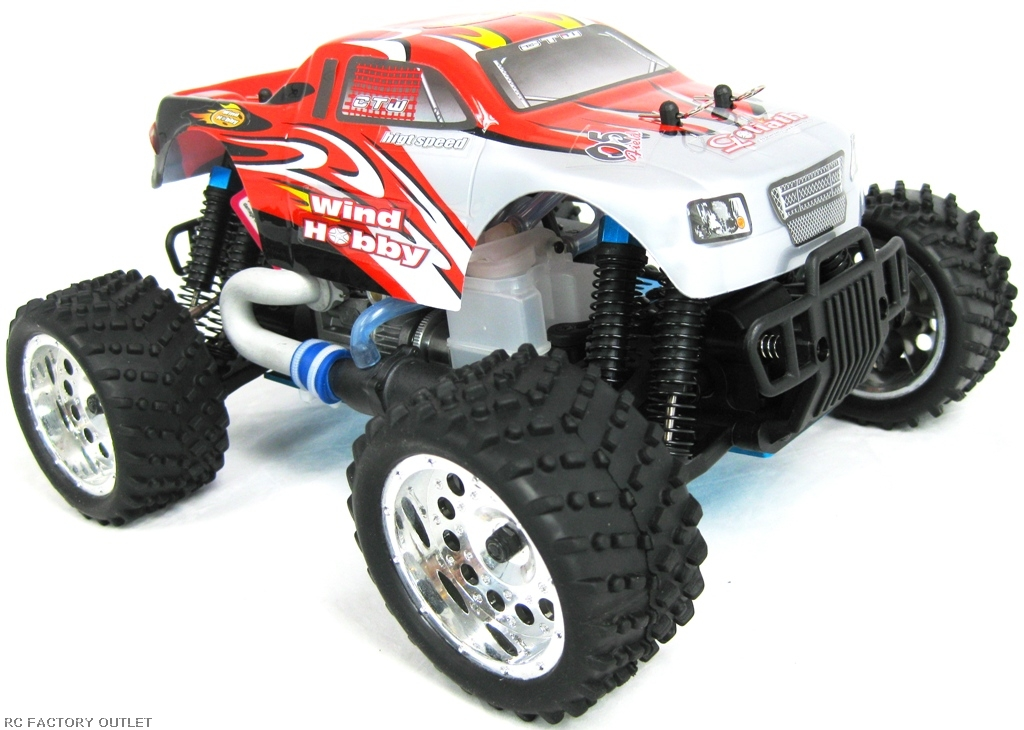 gas powered rc trucks mudding 4x4 with 290702028560 on 18893 additionally Watch also Watch moreover Everybodys Scalin For The Weekend Viva La Mega Truck besides Product97303.