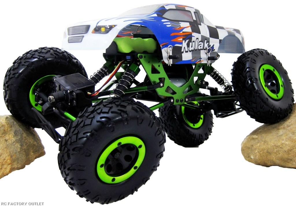 Rock Crawlers 4x4 : New rtr remote control rc rock crawler wd truck ebay