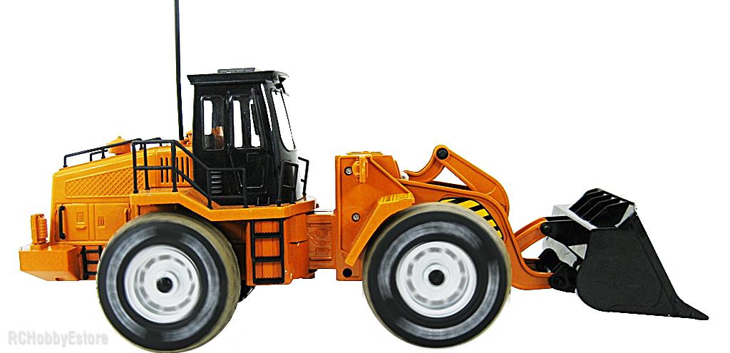 Caterpillar Bulldozer Remote Control : New scale radio remote control rc caterpillar