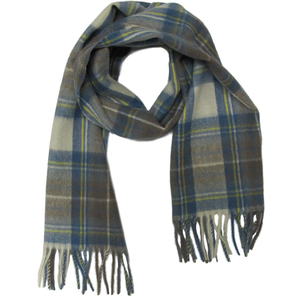 Шотландский шарф своими руками 66