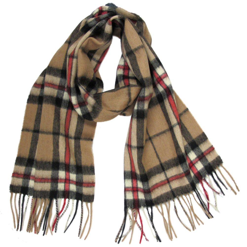 Шотландский шарф своими руками 939