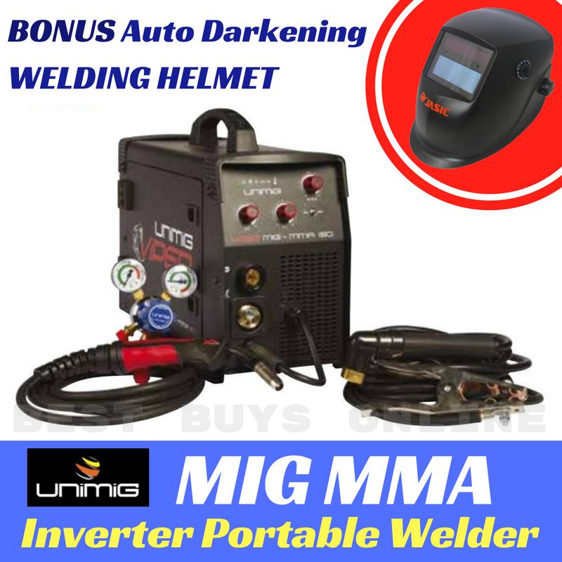 unimig welder inverter mig mag mma 150amp welding machine. Black Bedroom Furniture Sets. Home Design Ideas