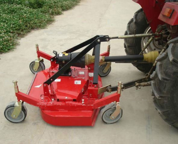 Three Point Linkage Tractor : Finish mower m ft tractor tpo three point linkage
