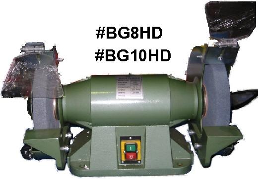 Bench Grinder 8 Inch 200mm Heavy Duty Industrial Use Ebay