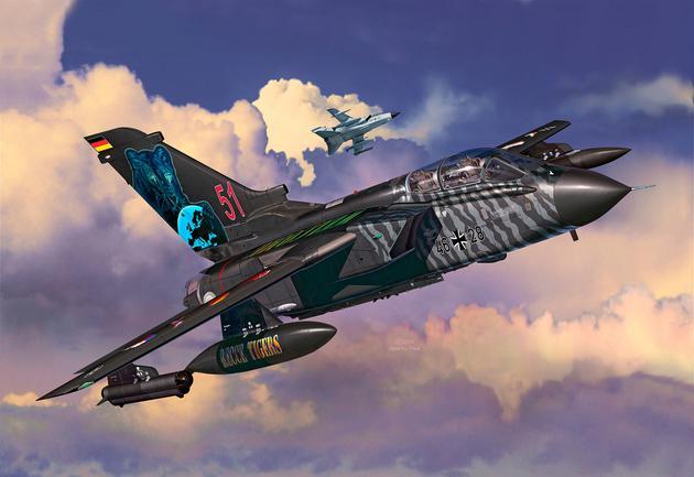 Revell 04923 Tornado ECR TigerMeet 2014