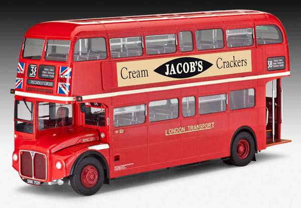 Revell 07651 London Bus Routemaster