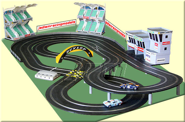 Scalextric  Car Powerbase For Sale