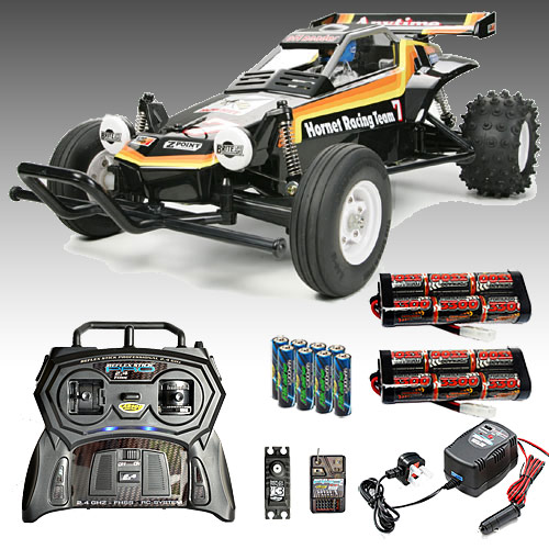 tamiya radio control rc car bundles with radio battery charger choose ebay. Black Bedroom Furniture Sets. Home Design Ideas