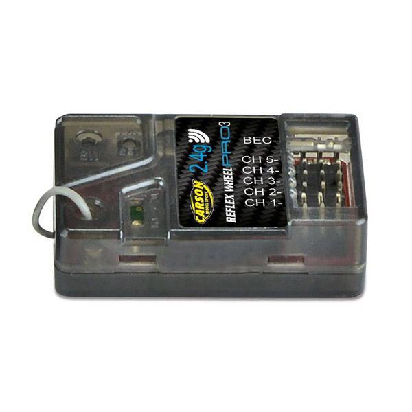 Carson 501535 Reflex Pro 3 Receiver 5 Channel