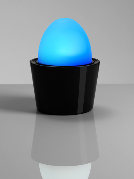 Childrens Novelty Lamp Shades : Colour Changing 7 LED Desktop Mood Egg Lamp Kids Novelty Bedside Night Light eBay
