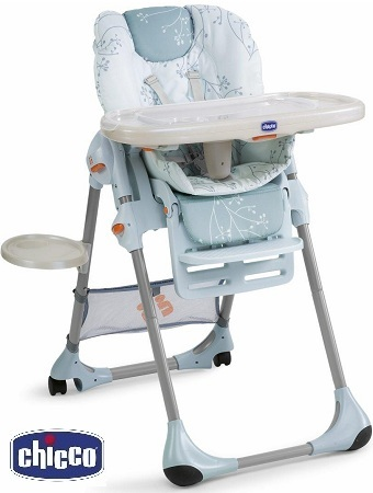 Chicco Polly Highchair 6 Month + Chakra