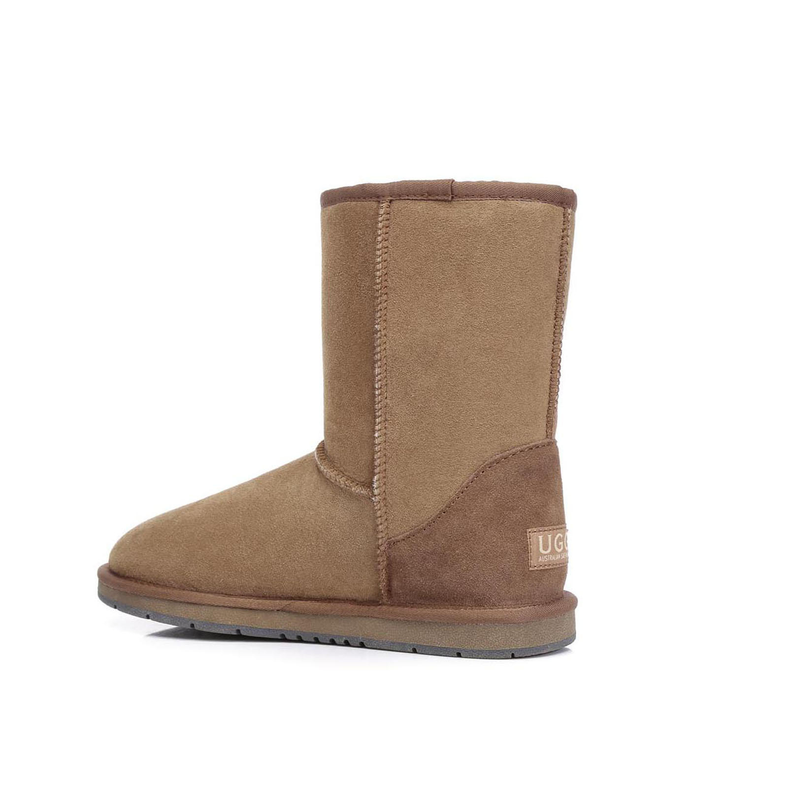 Ugg-Boots-Sheepskin-Classic-Short-Outdoor-Australian-Mens-Ladies-Size-35-44-EU
