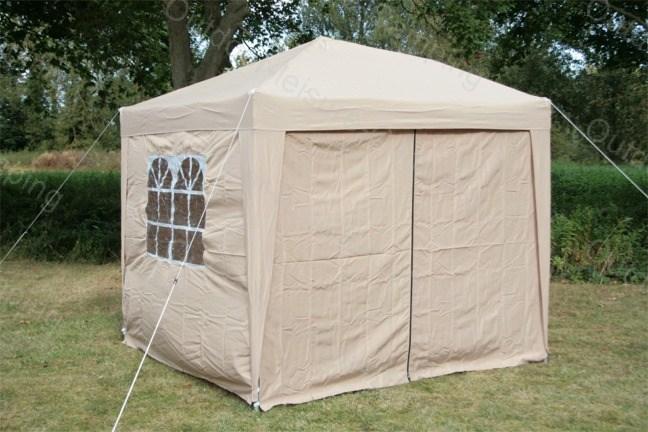 airwave pop up pavillon wasserdicht garten pavillon 2 wind balken ebay. Black Bedroom Furniture Sets. Home Design Ideas