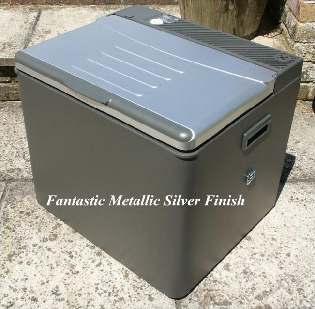 new 3 way fridge 12v 240v gas camping fridge 35ltr. Black Bedroom Furniture Sets. Home Design Ideas