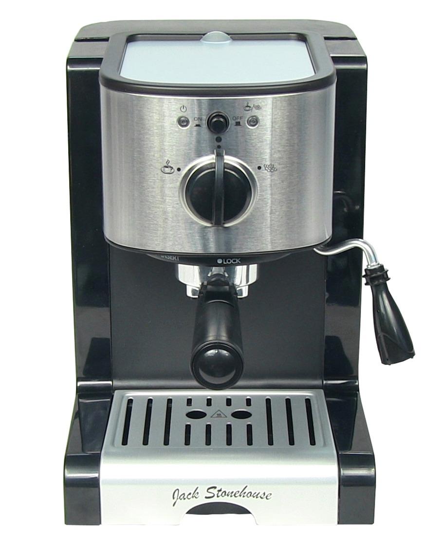 coffee maker and cappuccino machine