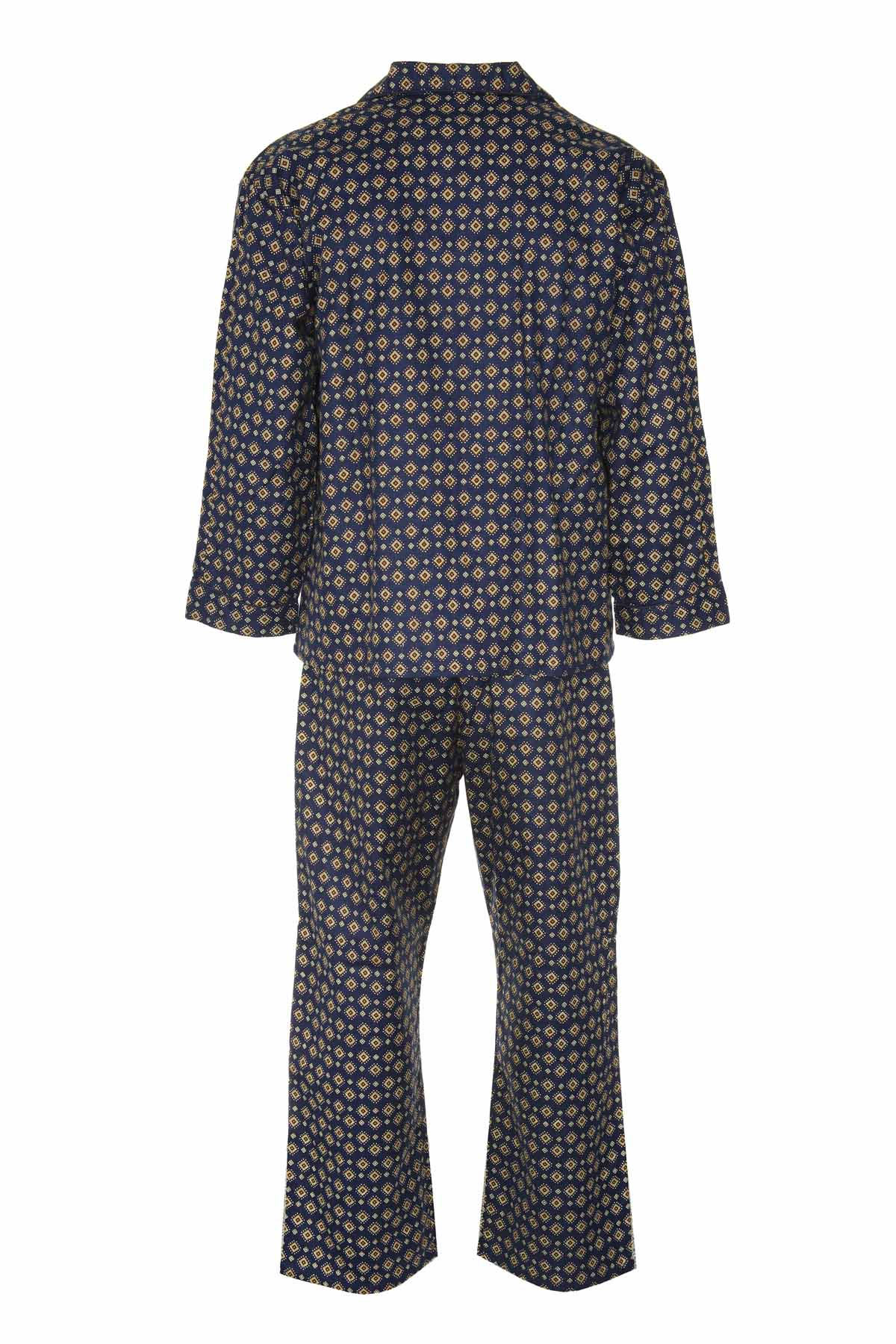 Mens Champion Cotton Blend Button Front Pyjama Set ...