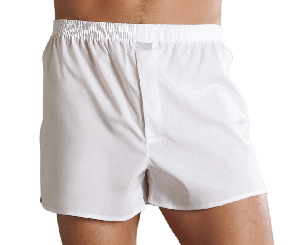 These boys' white boxer briefs are made from super-soft combed cotton. Plush back elastic waistband for added comfort. distrib-u5b2od.ga: $