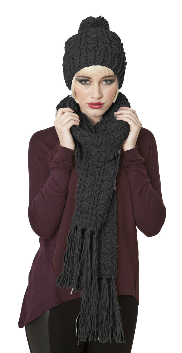 Find great deals on eBay for winter hat and scarf set. Shop with confidence.