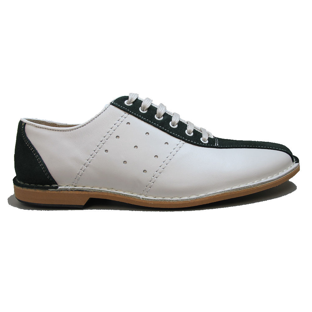 Suede Bowling Shoes Mens