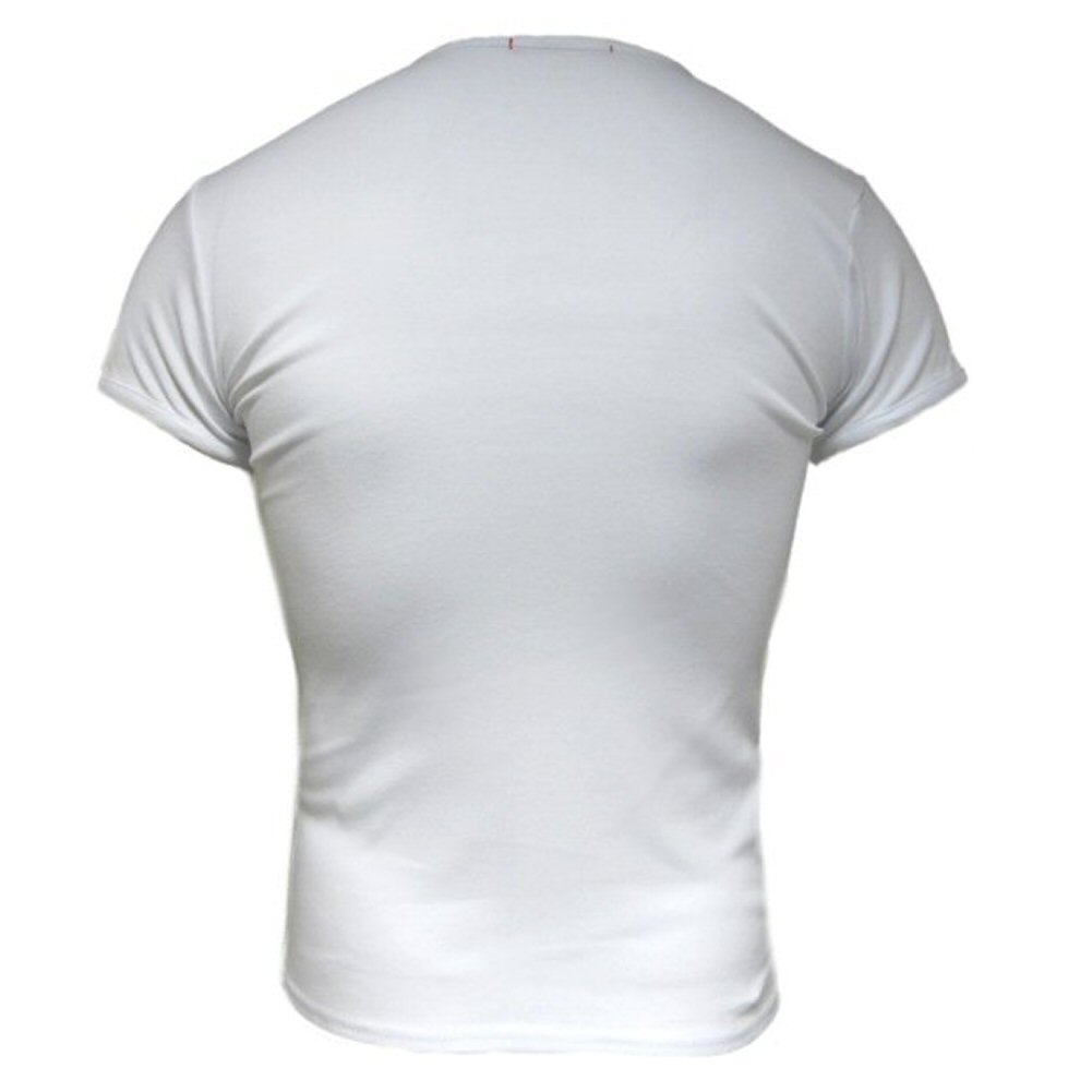 Fans London Tight Fit Retro Short Sleeve Brando T-Shirt