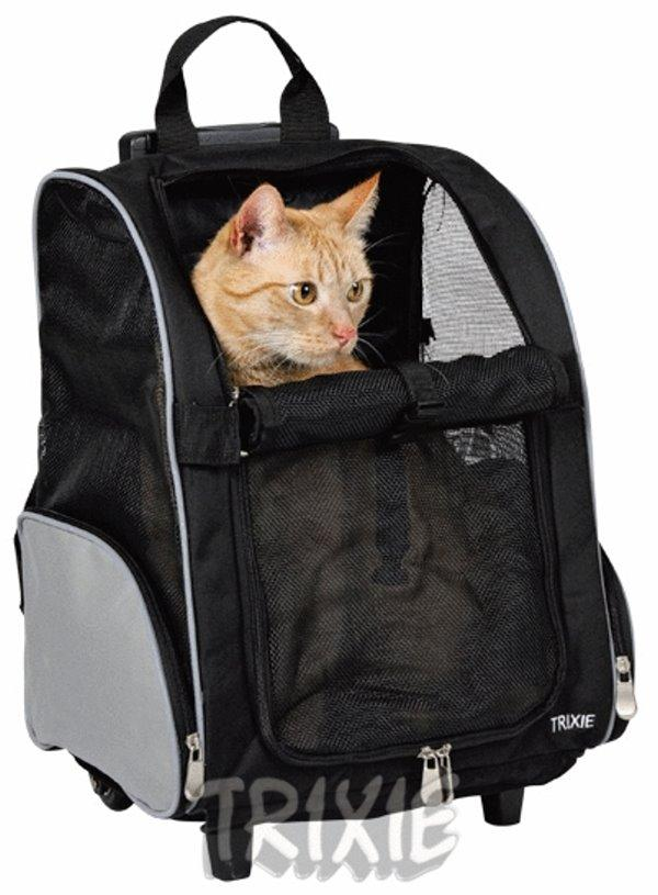 Bag Cat Small Dog Carrier With Wheels 36