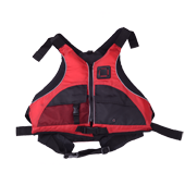 New Adult size Universally fits Life Jacket Kayak Canoe Water Sport RED