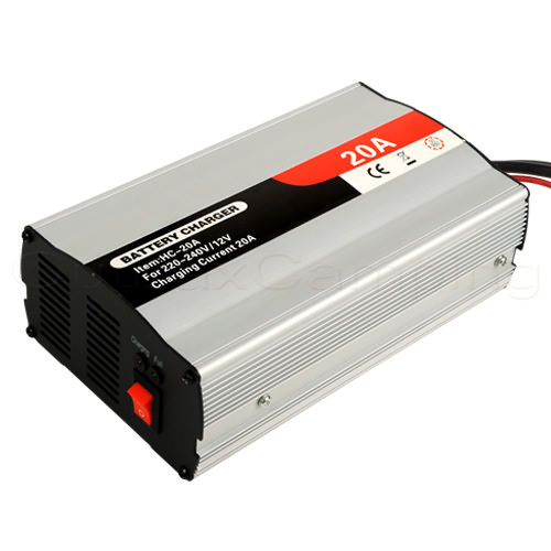 New-3-Stage-240V-20A-Battery-Charger-12v-Safe