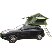 NEW 1.4M x 2.4M ROOF TOP TENT CAMPER TRAILER 4WD 4X4 CAMPING LADDER INCLUDED