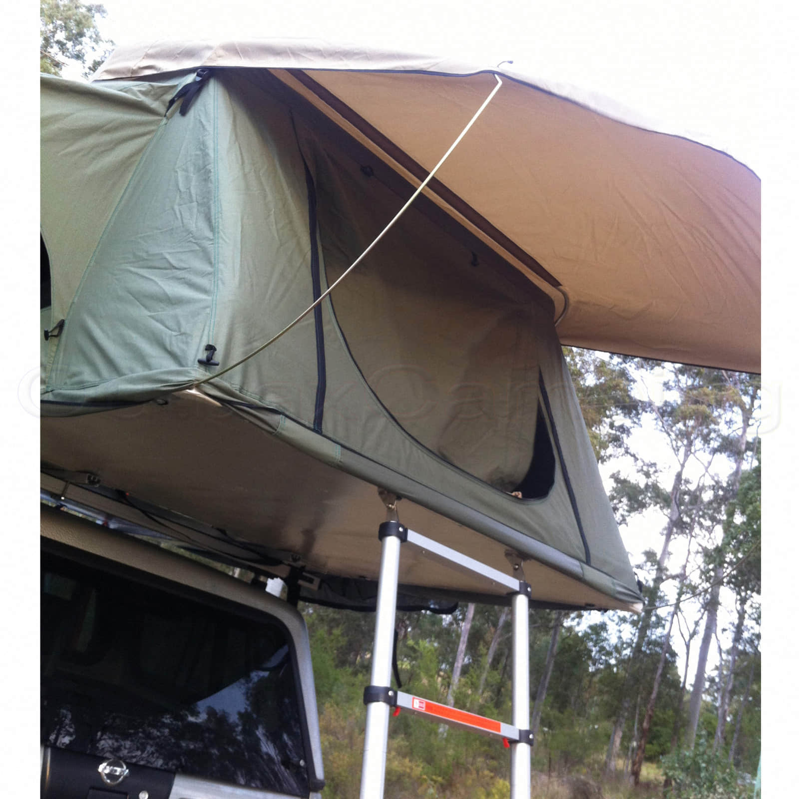 New 1 4m X 2 4m Roof Top Tent Camper Trailer 4wd 4x4
