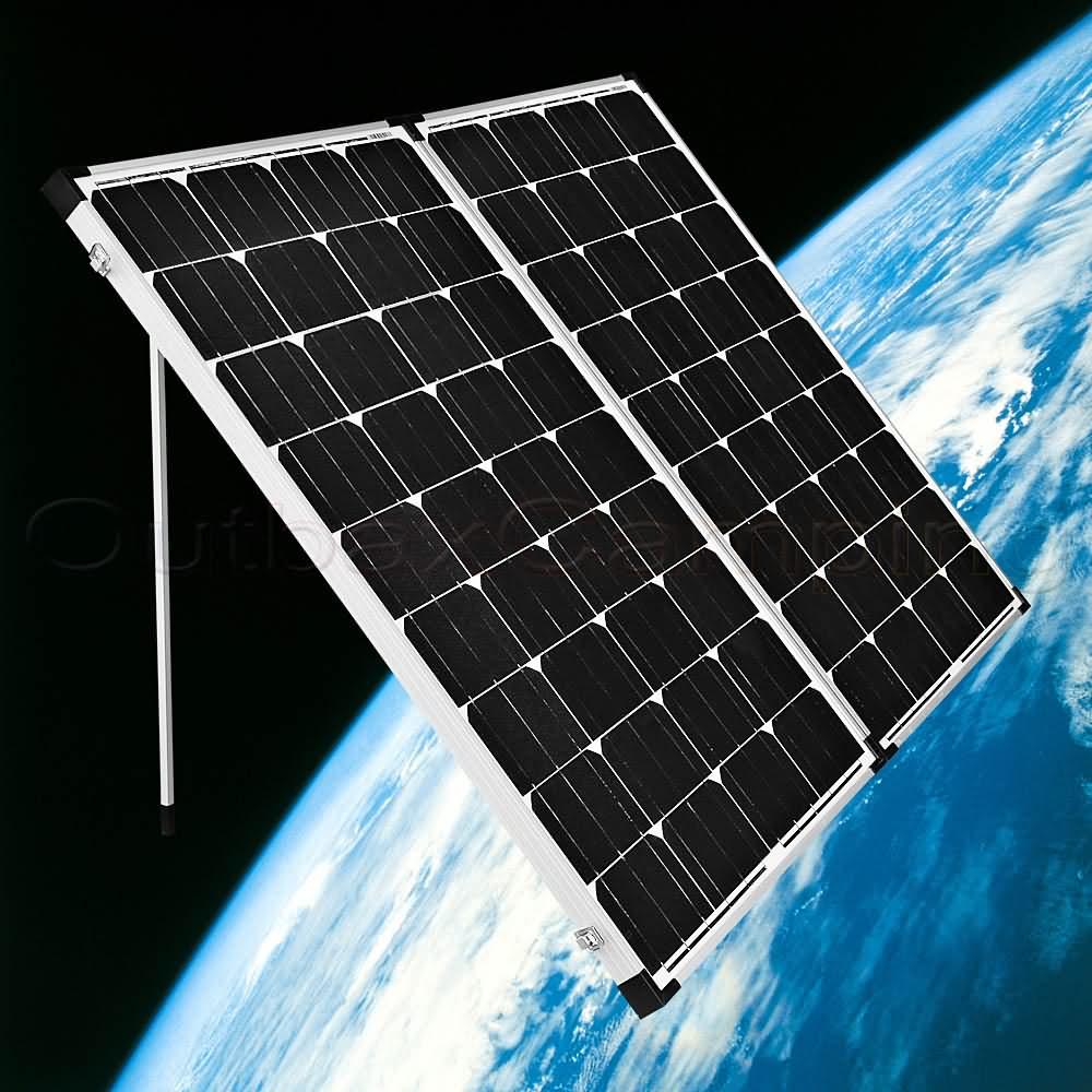 240w Solar Panel Kit20a 12v 24v Pwm Solarladeregler Sonnenkollektor Charging System Circuit Diagram Diy Ev In Rsadiy Maxray New Folding Kit Caravan Camping Power