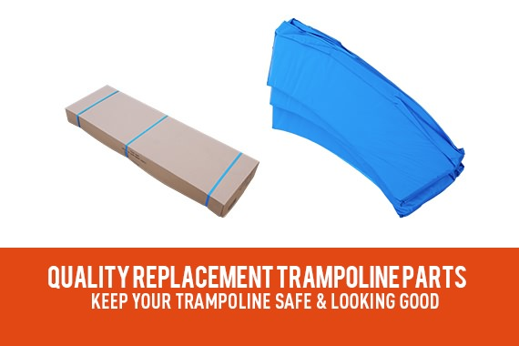 New Replacement Trampoline Pad Round Reinforced Safety Sp