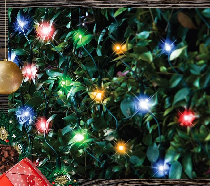 about new led solar net light 150pc multi colored xmas lights display