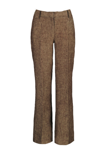 Savoir-Cross-Hatch-Linen-Trouser