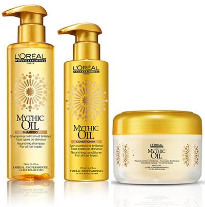 L'oreal Oil Control Shampoo L'oreal Mythic Oil