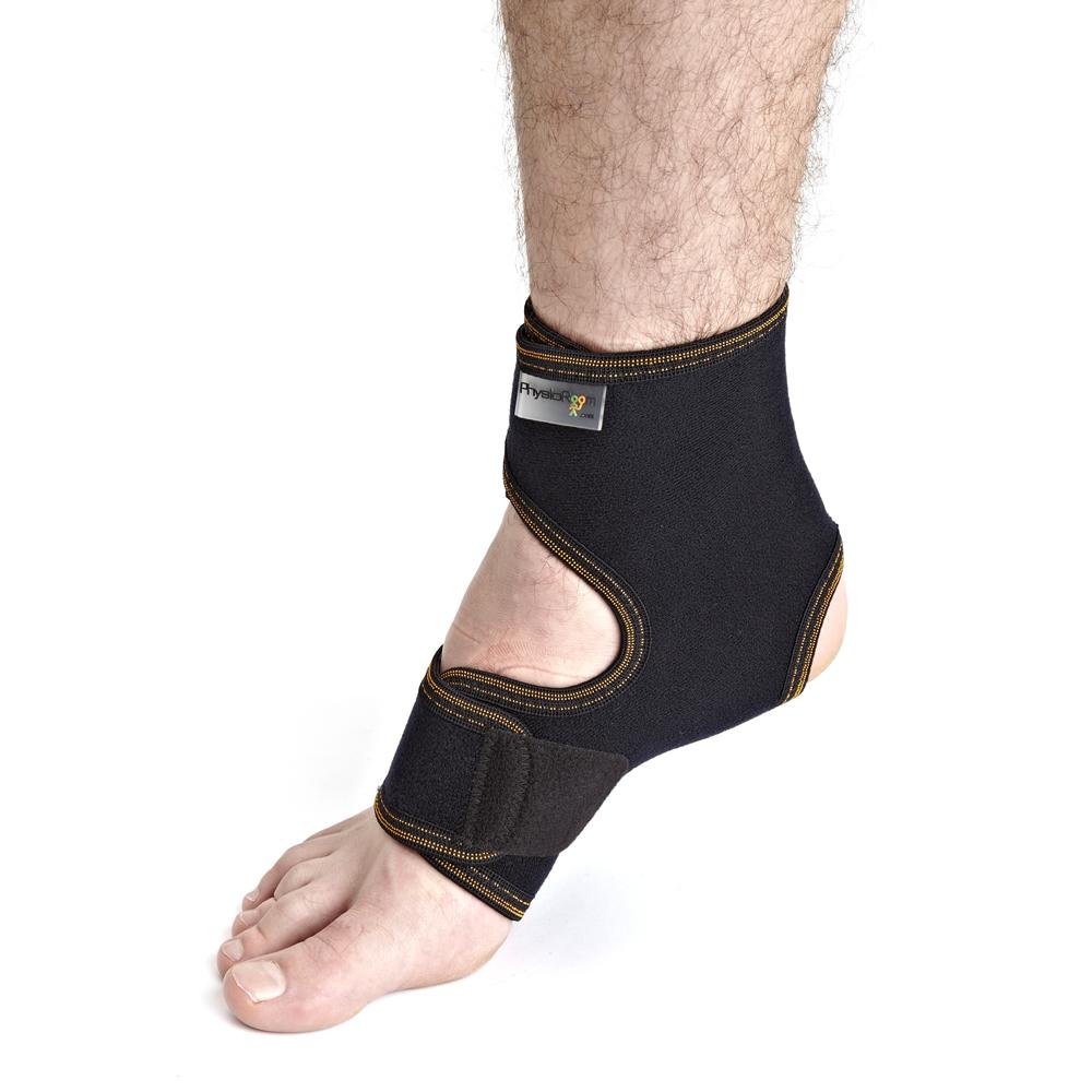 physioroom attelle de cheville soutien et compression pied bandage blessure. Black Bedroom Furniture Sets. Home Design Ideas