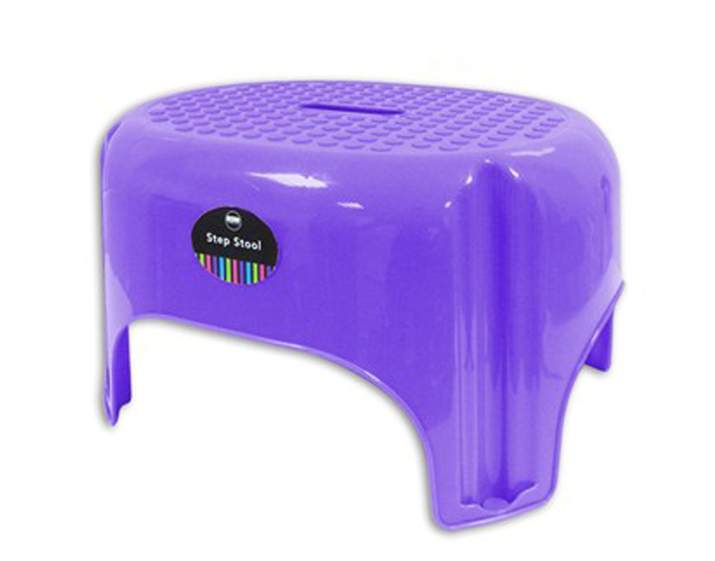 Quot Brights Quot Large Sturdy Plastic Step Stool Perfect For Home