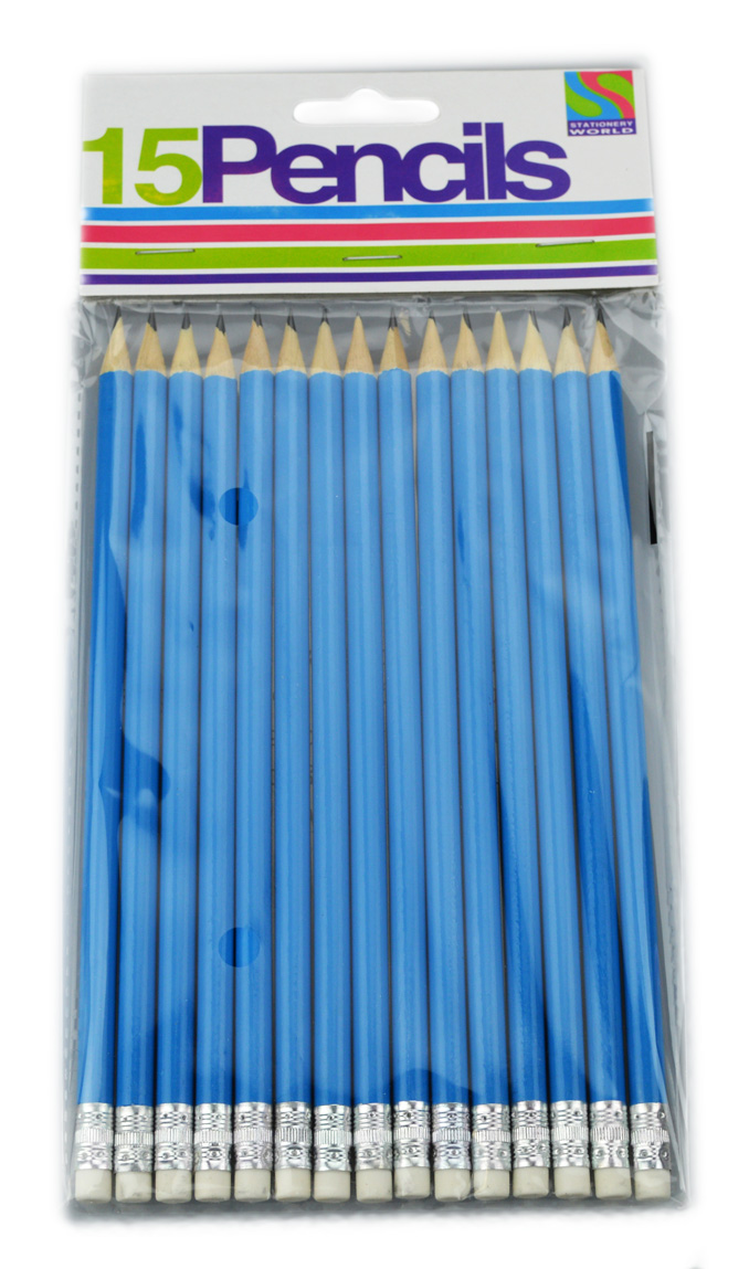 """Royle Stationery"" Pack of 15 Pencils - Great For Back to School"