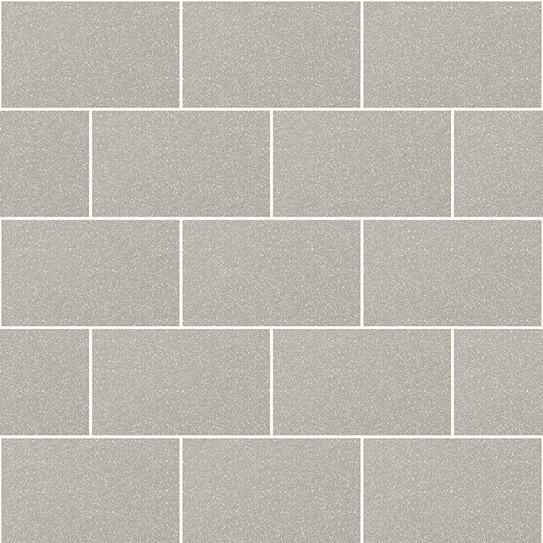 Grey Kitchen Tiles Texture: Brick Effect Wallpaper Kitchen Bathroom Vinyl Glitter